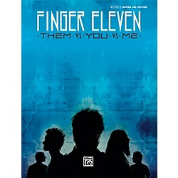 Alfred Finger Eleven - Them vs. You vs. Me Guitar Tab (00-30005)