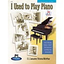 Alfred I Used to Play Piano (Book/CD) (00-22166)