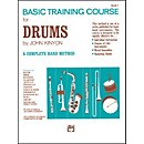 Alfred John Kinyon's Basic Training Course Book 1 Drums (00-712)