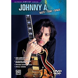 Alfred Johnny A - Taste Tone Space DVD (00-908122)