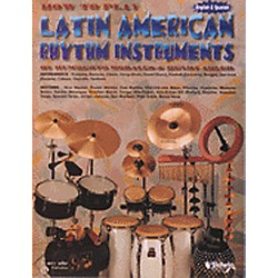 Alfred Latin American Percussion (Book) (00-HAB00010A)