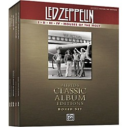 Alfred Led Zeppelin Box Set I-V Guitar Tab Songbook Collection (00-PG9635A)