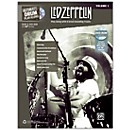Alfred Led Zeppelin Ultimate Play Along Drums Volume 1 With 2 CD's (00-32416)