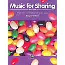 Alfred Music for Sharing Book 1 (00-11716)