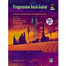 Alfred Progressive Rock Guitar Book w/CD