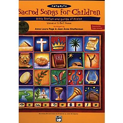 Alfred Sacred Songs for Children Book/CD (00-19072)