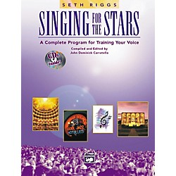 Alfred Singing for the Stars Book & 2 CDs (00-3379)