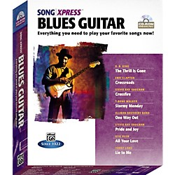 Alfred SongXpress - Blues Guitar CD-Rom (00-24465)