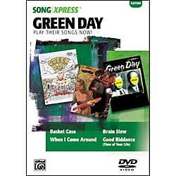 Alfred SongXpress - Green Day Guitar DVD (00-908120)