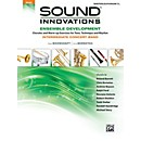 Alfred Sound Innovations Concert Band Ensemble Development Baritone T.C. Book (00-34588)