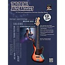 Alfred The Total Jazz Bassist Book & CD
