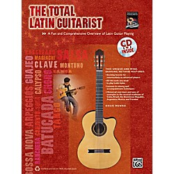 Alfred The Total Latin Guitarist Book & CD (00-34919)