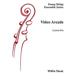 Alfred Video Arcade - String Orchestra Grade 2.5 Set (76-41030)
