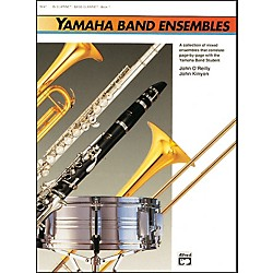 Alfred Yamaha Band Ensembles Book 1 Horn in F (00-5251)