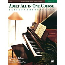 Alfred Alfred's Basic Adult All-in-One Course Book 3