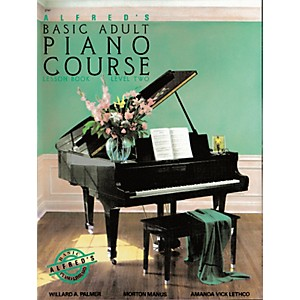 Alfred Alfreds Basic Adult Piano Course Lesson Book 2 by Alfred