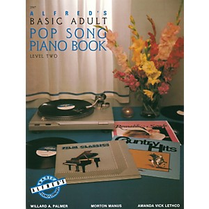 Alfred Alfreds Basic Adult Piano Course Pop Song Book 2 by Alfred