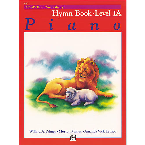 Alfred Alfred's Basic Piano Course Hymn Book 1A-thumbnail