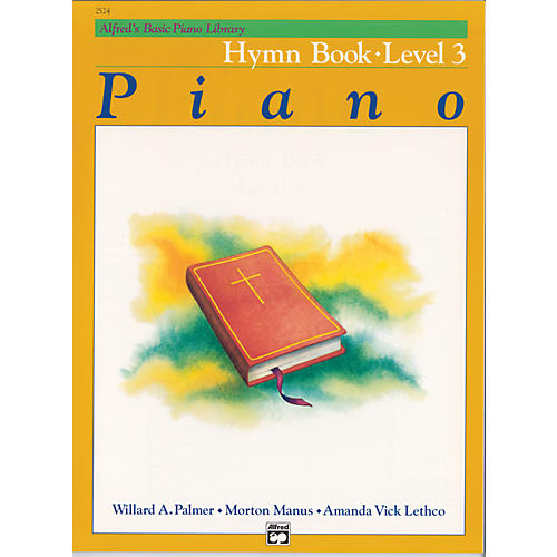Alfred Alfred's Basic Piano Course Hymn Book 3-thumbnail