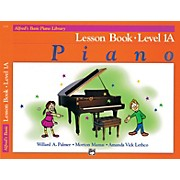 Alfred's Basic Piano Course Lesson Book 1A