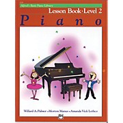 Alfred Alfred's Basic Piano Course Lesson Book 2