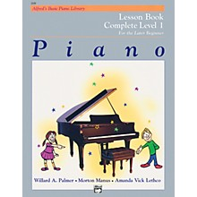 Alfred Alfred's Basic Piano Course Lesson Book Complete 1 (1A/1B)