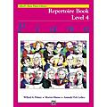 Alfred Alfred's Basic Piano Course Repertoire Book 4  Thumbnail