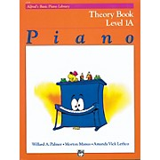 Alfred's Basic Piano Course Theory Book 1A
