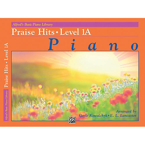 Alfred Alfred's Basic Piano Library: Praise Hits 1A Book-thumbnail