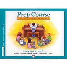 Alfred Alfred's Basic Piano Prep Course Lesson Book B