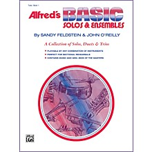 Alfred Alfred's Basic Solos and Ensembles Book 1 Tuba