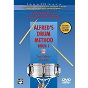 BELWIN Alfred's Drum Method Book 1 DVD