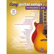 BELWIN Alfred's Easy Guitar Songs: Standards & Jazz Easy Hits Guitar TAB Songbook