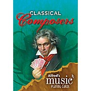 Alfred Alfred's Music Playing Cards Classical Composers