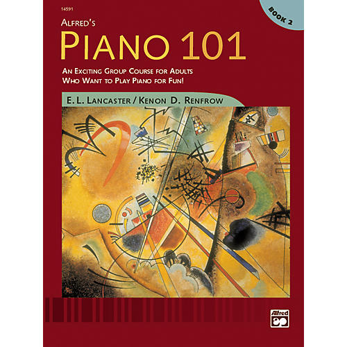 Alfred Alfred's Piano 101 Book 2-thumbnail