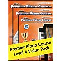 Alfred Alfred's Premier Piano Course 4 Value Pack-thumbnail