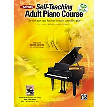 Alfred Alfred's Self-Teaching Adult Piano Course