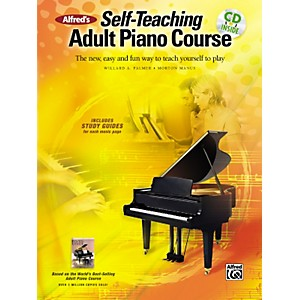 Alfred Alfreds Self-Teaching Adult Piano Course by Alfred