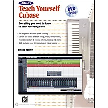 Alfred Alfred's Teach Yourself Cubase Book & DVD