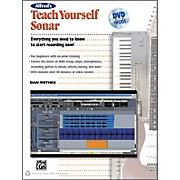 Alfred Alfred's Teach Yourself Sonar Book & DVD