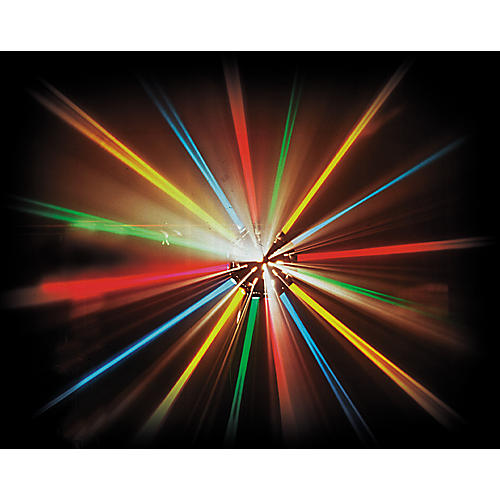 CHAUVET DJ Alien Adjustable Speed Rotating Wheel Effect Light-thumbnail