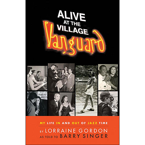 Hal Leonard Alive At The Village Vanguard - My Life In And Out Of Jazz Time-thumbnail