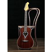 Alkaline Trio Malibu Acoustic-Electric Guitar