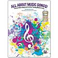 Alfred All About Music Songs! Book & Enhanced CD Grades 2-6 thumbnail