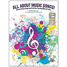 Alfred All About Music Songs! Book & Enhanced CD Grades 2-6