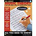Hal Leonard All About Music Theory Music Instruction Series Softcover Audio Online Written by Mark Harrison thumbnail