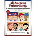 Alfred All-American Partner Songs Enhanced CD thumbnail