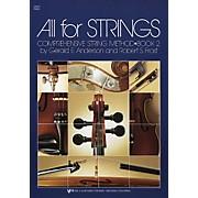 KJOS All For Strings Book 2