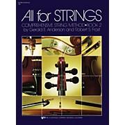 KJOS All For Strings Book 2 Score