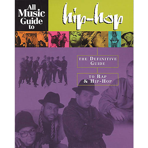 Backbeat Books All Music Guide to Hip-Hop Book